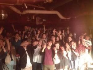2014-10-04 岩崎商店ワンマン